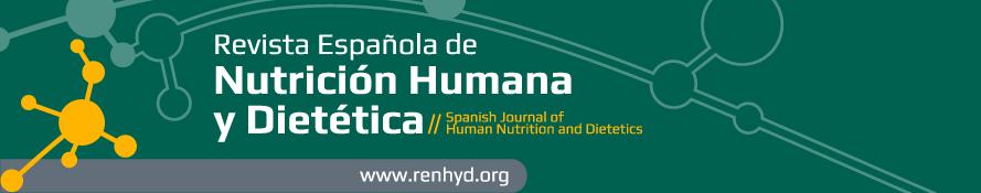 Logo de la Revista Española de Nutrición Humana y Dietética